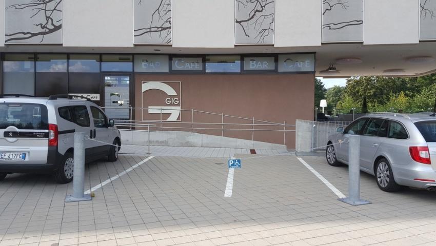 Mindestbreite Parkplatz